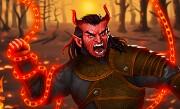 'Warlord: Антарес' - Популярная РПГ игра в жанре фентези.